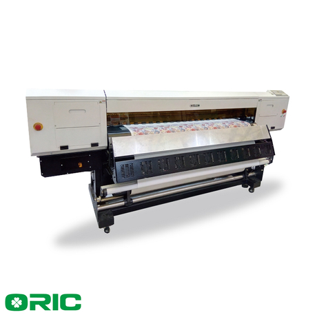 OR18-G5-TX3 Sublimation Printer With Three Ricoh Gen5 Print Heads