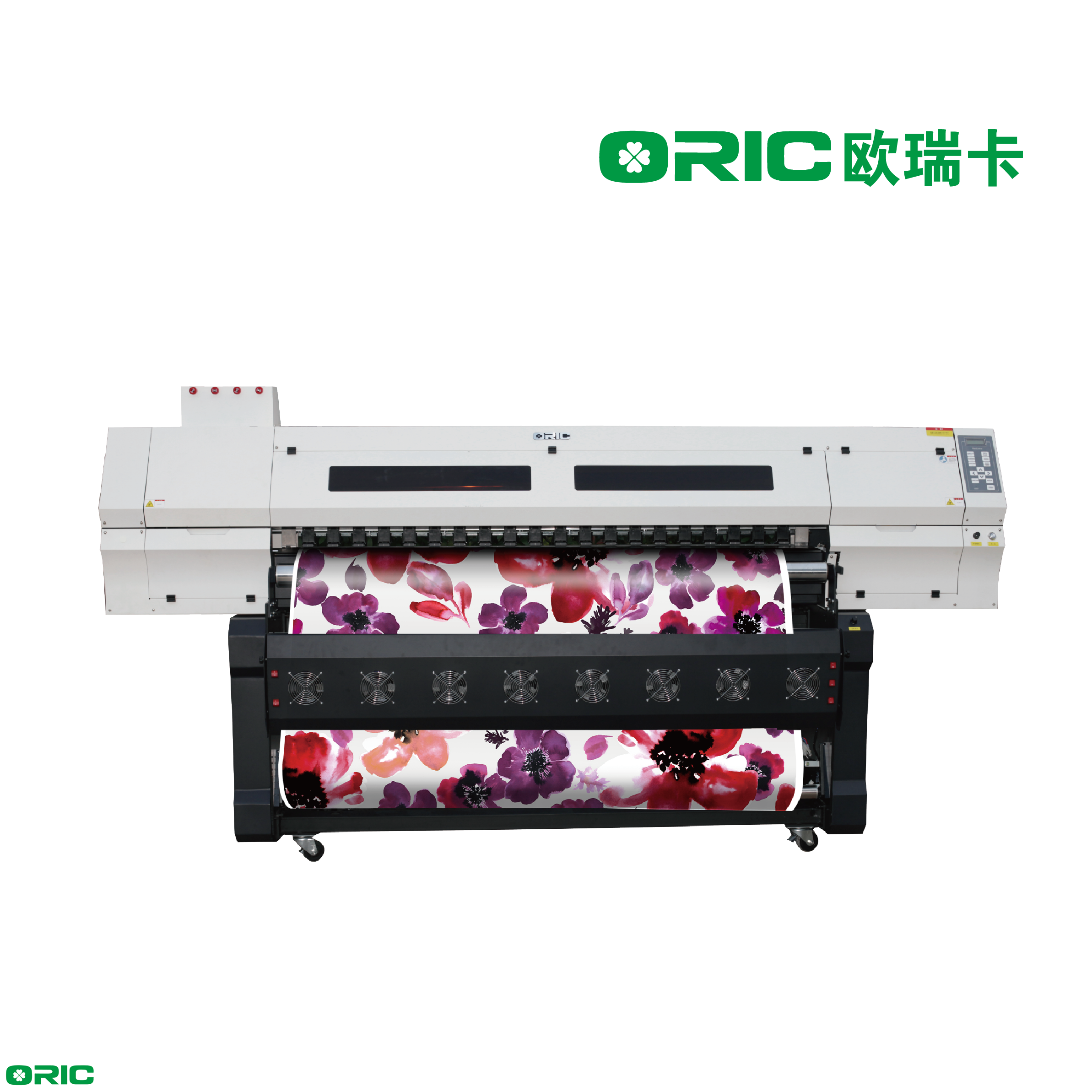 OR18 -TX4 1.8m Sublimation Printer With Four Print Heads
