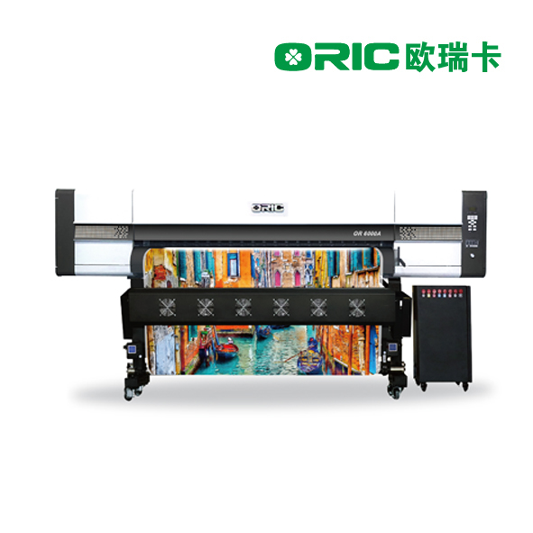 OR5000&OR6000 UV 1.8m Multi-layer texture painting printing with G5i heads
