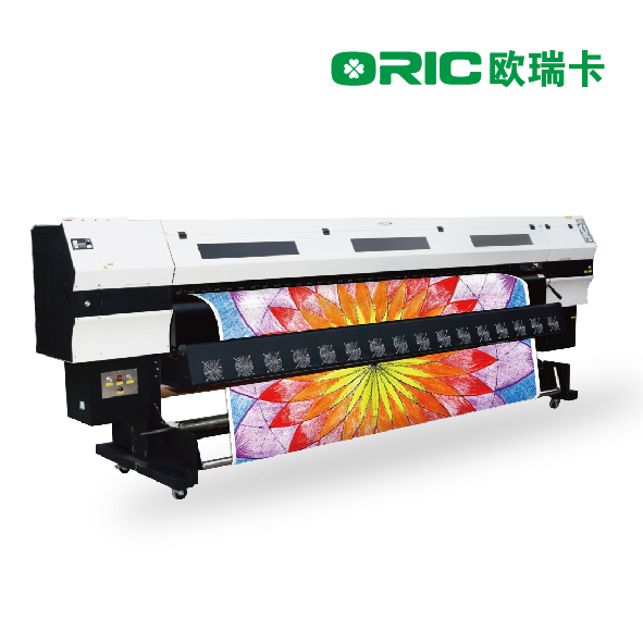 OR32-S3 3.2m Eo Slvent Printer With Three DX5 Print Heads