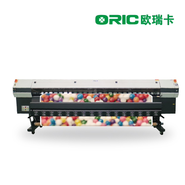 ORCK32-512I 3.2m Konica Solvent Printer With Eight Print Heads