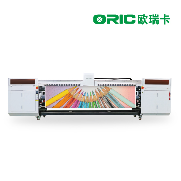 OR-3200UV Pro 3.2m UV Roll To Roll Printer With Six Ricoh Gen5/Gen6 Print Heads