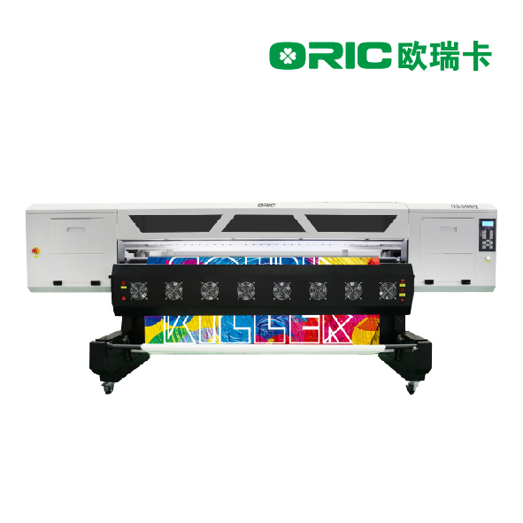 OR-5800H 1.8m Leather Digital Printer 2/3/4 heads optional